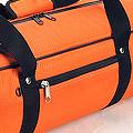 4代.70CM 外出輕便型娃袋(白色內裡)# 艷陽橘Tangelo